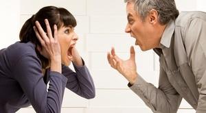 Ссора и скандал