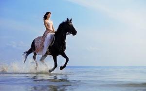 Значение сна: ехать верхом на коне