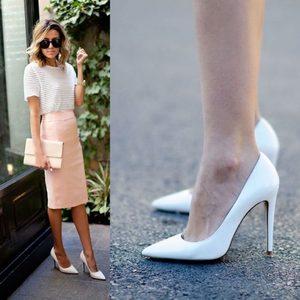 К чему снятся белые туфли на каблуке женские thumbnail