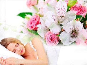 Видеть цветы во сне